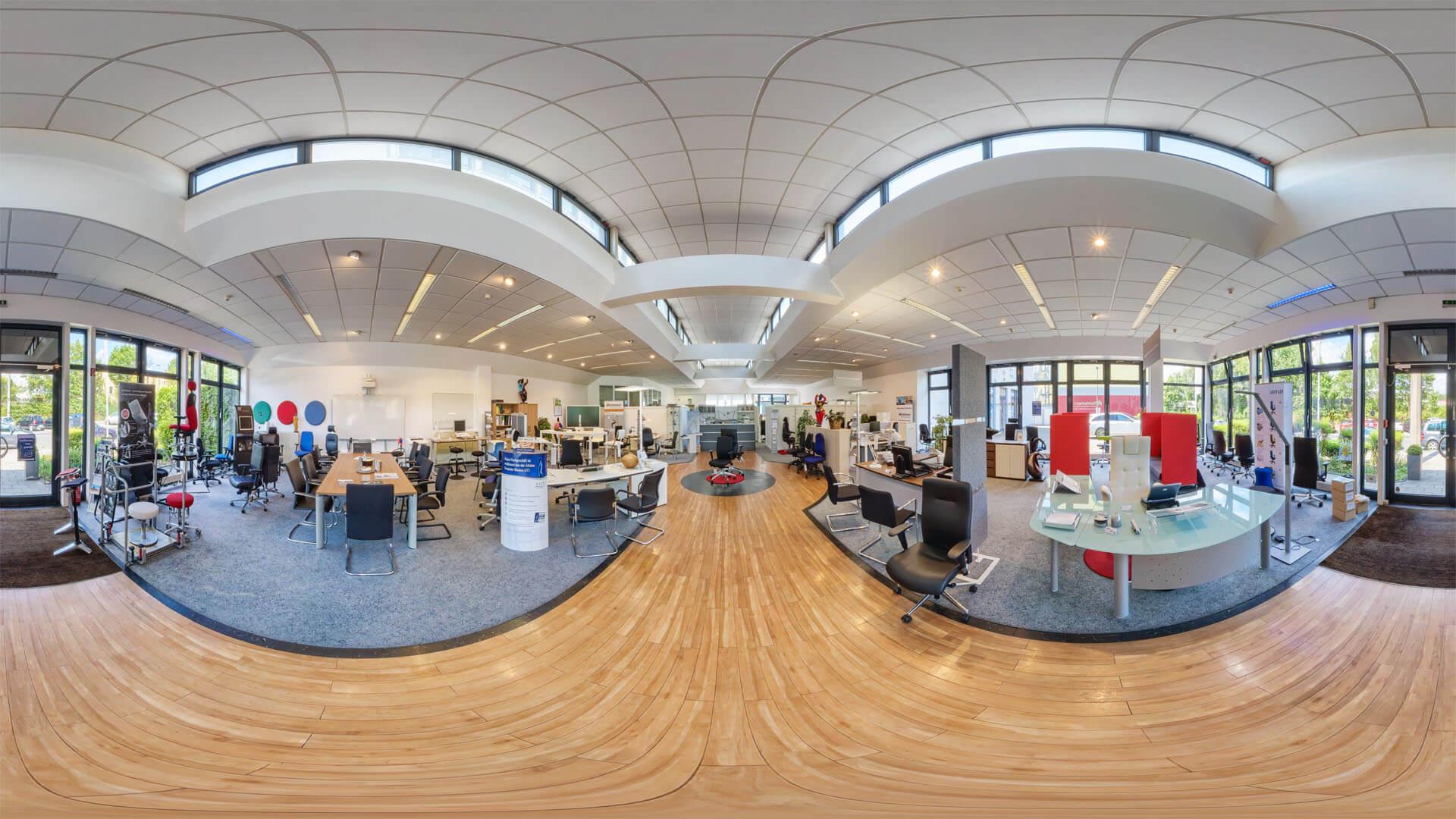 Ergonomische Büromöbel & Büroeinrichtung | Kohlsmann in Essen